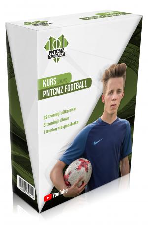 Kurs Piłkarski PNTCMZ (Wersja online)